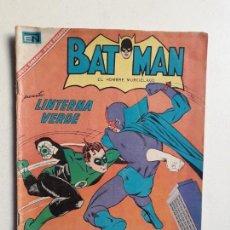 Tebeos: BATMAN N° 366 - LINTERNA VERDE! - ORIGINAL EDITORIAL NOVARO. Lote 147563438