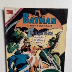 Tebeos: BATMAN N° 505 - LINTERNA VERDE! - ORIGINAL EDITORIAL NOVARO. Lote 147563654