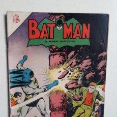 Tebeos: BATMAN N° 294 - ORIGINAL EDITORIAL NOVARO. Lote 147565386
