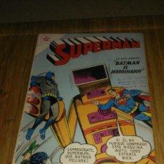 Tebeos: SUPERMAN NOVARO Nº 208. Lote 147639426