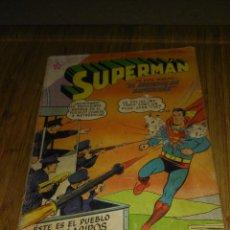 Tebeos: SUPERMAN NOVARO Nº 225. Lote 147642306