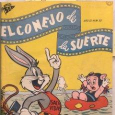Tebeos: (WARNERBROXCARTOONS,INC)REVISTA SEA(ESPAÑOL)-AÑOS1950 AÑOIII(1952-3)Nº22AÑO1952ABR (20€). Lote 147659242