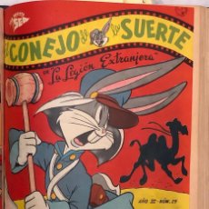 Tebeos: (WARNERBROXCARTOONS,INC)REVISTA SEA(ESPAÑOL)-AÑOS1950 AÑOIII(1952-3)Nº29- AÑO1952NOV(20€). Lote 147659562