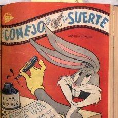 Tebeos: (WARNERBROXCARTOONS,INC)REVISTA SEA(ESPAÑOL)-AÑOS1950 AÑOIII(1952-3)Nº31- AÑO1953ENR(20€). Lote 147659634