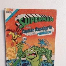 Tebeos: SUPERMAN N° 3-127 SERIE AVESTRUZ - ORIGINAL EDITORIAL NOVARO. Lote 147673794