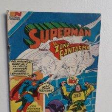 Tebeos: SUPERMÁN N° 3-118 SERIE AVESTRUZ - ORIGINAL EDITORIAL NOVARO. Lote 147673990