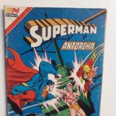 Tebeos: SUPERMÁN N° 3-116 SERIE AVESTRUZ - ORIGINAL EDITORIAL NOVARO. Lote 147674206
