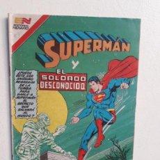 Tebeos: SUPERMÁN N° 3-13 SERIE AVESTRUZ - ORIGINAL EDITORIAL NOVARO. Lote 147674638