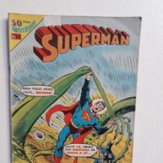 Tebeos: SUPERMÁN N° 3-66 CON BATMAN SERIE AVESTRUZ - ORIGINAL EDITORIAL NOVARO. Lote 147675270