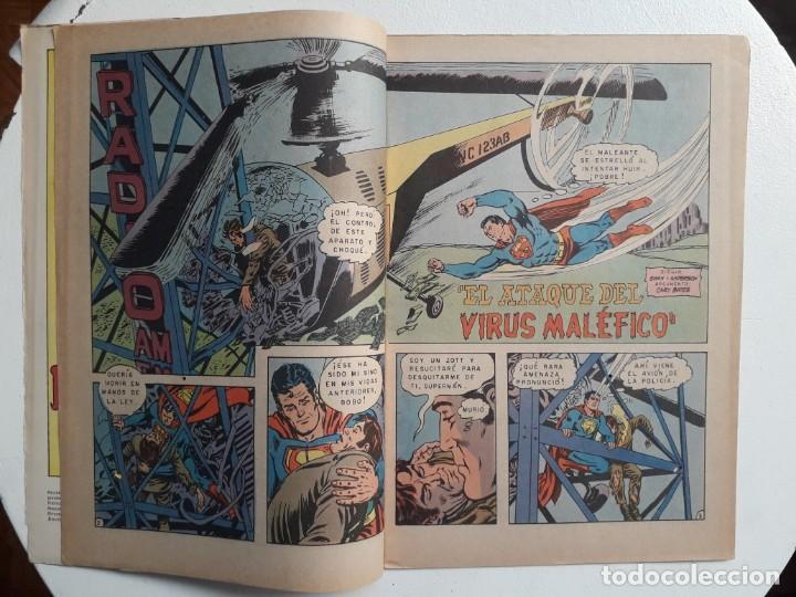 Tebeos: Supermán n° 886 - original editorial Novaro - Foto 2 - 147676050