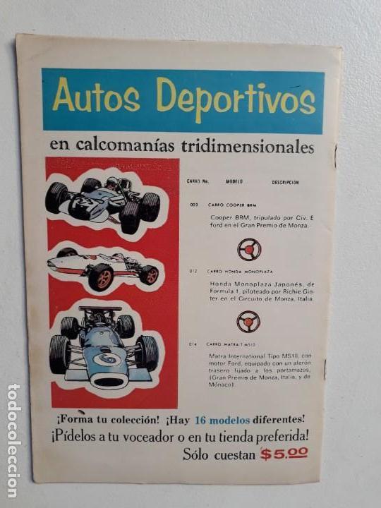 Tebeos: Supermán n° 886 - original editorial Novaro - Foto 3 - 147676050
