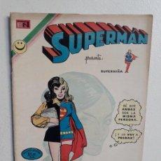 Tebeos: SUPERMÁN N° 883 - ORIGINAL EDITORIAL NOVARO. Lote 147676206