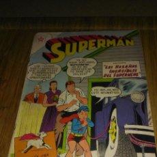 Tebeos: SUPERMAN NOVARO Nº 233. Lote 147695926