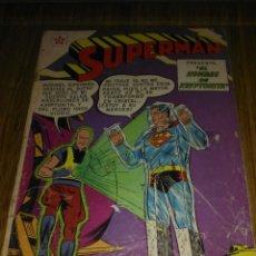 Tebeos: SUPERMAN NOVARO Nº 235. Lote 147696770