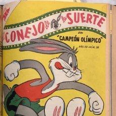 Tebeos: (WARNERBROXCARTOONS,INC)REVISTA SEA(ESPAÑOL)-AÑOS1950 AÑOIV(1953-4)Nº38- AÑO1953AGOS(20€). Lote 147697174
