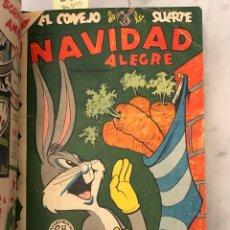 Tebeos: (WARNERBROXCARTOONS,INC)REVISTASEA(ESPAÑOL)AÑOS1950AÑOV(1954-5)NºEXTR-NAVIDAD ALEGRE AÑO1953DIC(20€). Lote 147698590