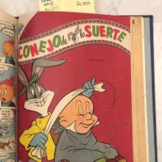 Tebeos: (WARNERBROXCARTOONS,INC)REVISTASEA(ESPAÑOL)AÑOS1950AÑOV(1954-5)Nº54- AÑO1954DIC (20€). Lote 147699342