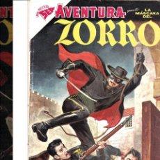 Tebeos: LA MASCARA DEL ZORRO Nº 70 OCTUBRE 1957. Lote 147706882