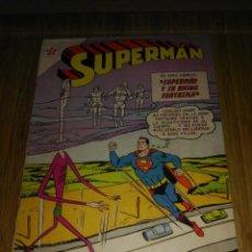 Tebeos: SUPERMAN NOVARO Nº 391 MUY DIFÍCIL. Lote 147733954