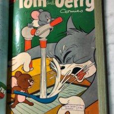 Tebeos: TOM Y JERRY COMICS-VOL1-1954-Nº124-TOM Y JERRY COMICS-NOV1954(20€). Lote 147742906