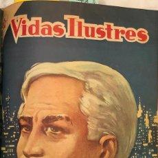 Tebeos: VIDAS ILUSTRES-TOMAS A. EDISON -Nº02 AÑO I-AÑO1956MARZO(20€) . Lote 147752658
