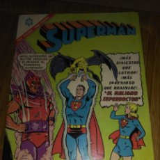 Tebeos: SUPERMAN NOVARO Nº 571 MUY DIFÍCIL. Lote 147890382