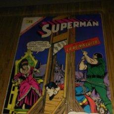 Tebeos: SUPERMAN NOVARO Nº 622 MUY DIFÍCIL. Lote 147893390