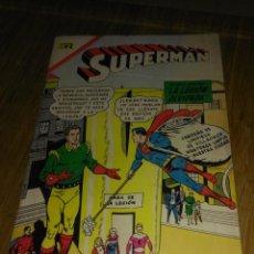 Tebeos: SUPERMAN NOVARO Nº 625 MUY DIFÍCIL. Lote 147895030