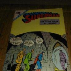 Tebeos: SUPERMAN NOVARO Nº 638 MUY DIFÍCIL. Lote 147899302