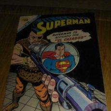Tebeos: SUPERMAN NOVARO Nº 656 MUY DIFÍCIL. Lote 147899718