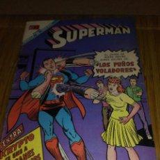 Tebeos: SUPERMAN NOVARO Nº 675 MUY DIFÍCIL. Lote 147899990
