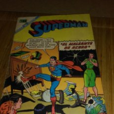 Tebeos: SUPERMAN NOVARO Nº 689 MUY DIFÍCIL. Lote 147900790