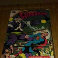 Tebeos: SUPERMAN NOVARO Nº 691 MUY DIFÍCIL. Lote 147901386