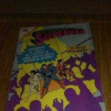 Tebeos: SUPERMAN NOVARO Nº 697 MUY DIFÍCIL. Lote 147901718