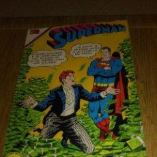 Tebeos: SUPERMAN NOVARO Nº 728 MUY DIFÍCIL. Lote 147918102