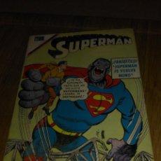 Tebeos: SUPERMAN NOVARO Nº 729 MUY DIFÍCIL. Lote 147918358