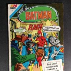 Livros de Banda Desenhada: ORIGINAL BATMAN EDITORIAL NOVARO SERIE AVESTRUZ NUMERO 3-24 MÉXICO. Lote 148015246