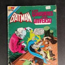 Tebeos: ORIGINAL BATMAN EDITORIAL NOVARO SERIE AVESTRUZ NUMERO 3-37 MÉXICO. Lote 148016390