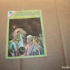 BDs: HISTORIA DEL CRISTINAISMO Nº 12, EDITORIAL NOVARO. Lote 148030794