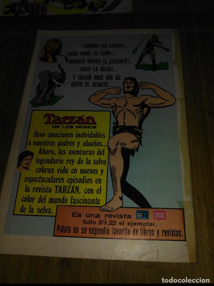 Tebeos: Supermán Novaro Colombia Nº 92 - Foto 2 - 148066494