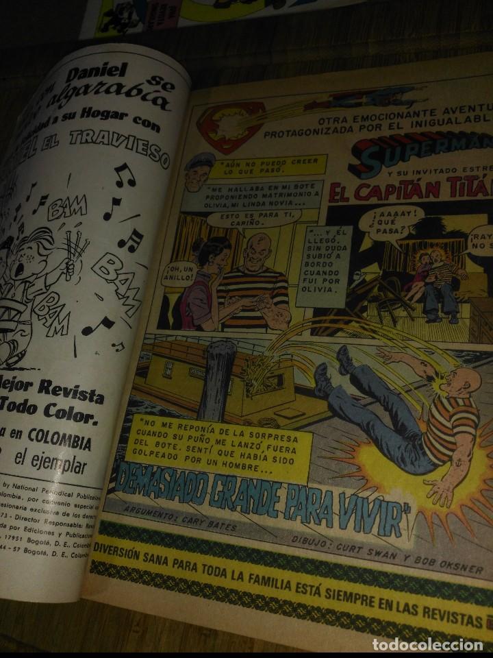 Tebeos: Supermán Novaro Colombia Nº 85 - Foto 3 - 148066874