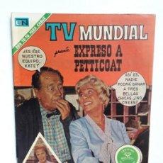 Tebeos: TV MUNDIAL N° 196 - ORIGINAL EDITORIAL NOVARO. Lote 148095130