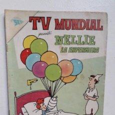 Tebeos: TV MUNDIAL N° 16 - ORIGINAL EDITORIAL NOVARO. Lote 148096870