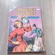 Tebeos - MUJERES CELEBRES - NUMERO 59 - EMILY DICKINSON - 148104598