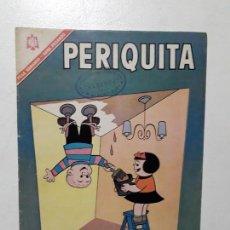 Tebeos: PERIQUITA N° 66 - ORIGINAL EDITORIAL NOVARO. Lote 148128938