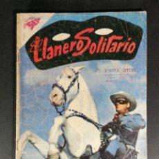 Tebeos: ORIGINAL EL LLANERO SOLITARIO EDITORIAL NOVARO NÚMERO 74 MEXICO . Lote 148148726