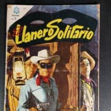 Tebeos: ORIGINAL EL LLANERO SOLITARIO EDITORIAL NOVARO NÚMERO 161 MEXICO . Lote 148148898
