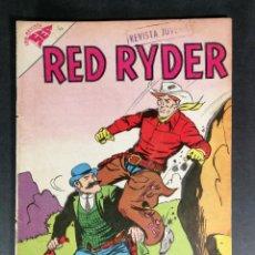 Tebeos: ORIGINAL RED RYDER EDITORIAL NOVARO NÚMERO 47 MEXICO . Lote 148150878