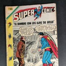 Tebeos: ORIGINAL SUPERCOMIC SUPERMAN EDITORIAL NOVARO NÚMERO 39 MEXICO. Lote 148173654
