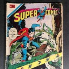 Tebeos: ORIGINAL SUPERCOMIC SUPERMAN EDITORIAL NOVARO NÚMERO 48 MEXICO. Lote 148174594